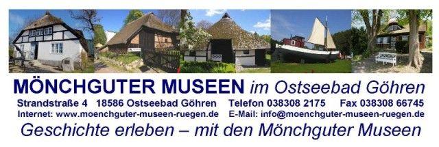 Besuchen Sie in Ihrem Urlaub die Museen der Halbinsel Mönchgut auf - omas küche binz