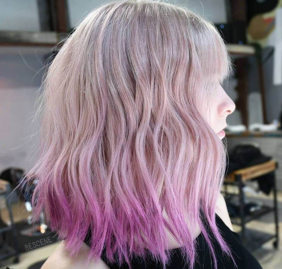 Best Colour Hair For Pale Skin