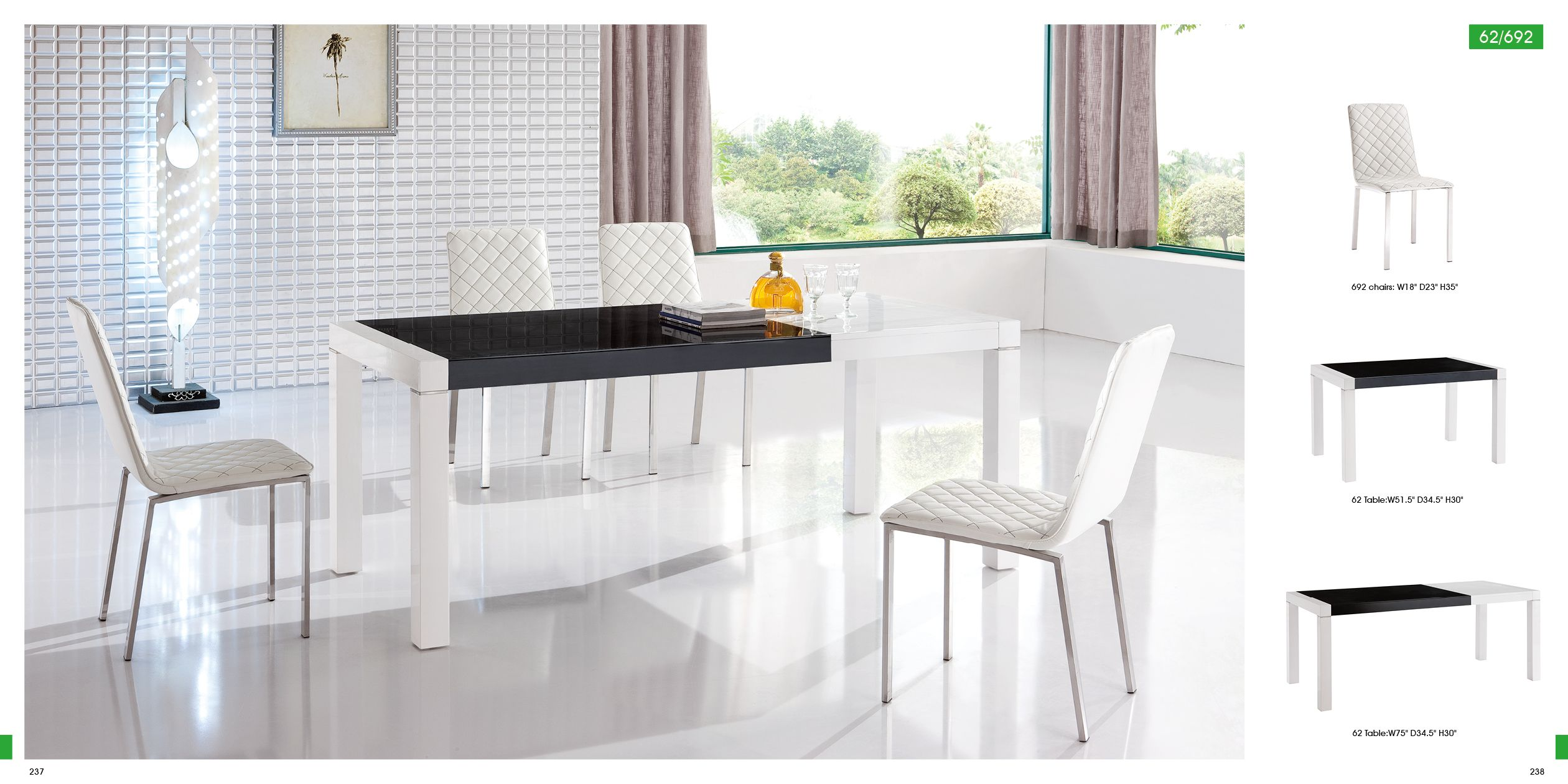 Contemporary Dining Room Tables | dining room table – Mokka Dining ...