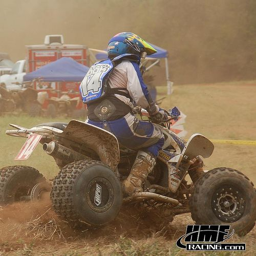 GNCC offers classes for riders of all skill and experience levels. The amateur racers can sign up at the track. Use the oil the racers use in your ATV. Use AMSOIL synthetic lubricants Union, SC event photosRePin this photo! #AMSOIL #GNCC #motocross #ATV