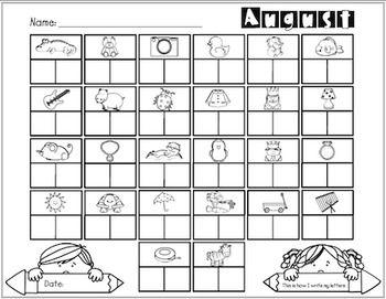 Kindergarten & First Grade Memory Book by Alma Solis