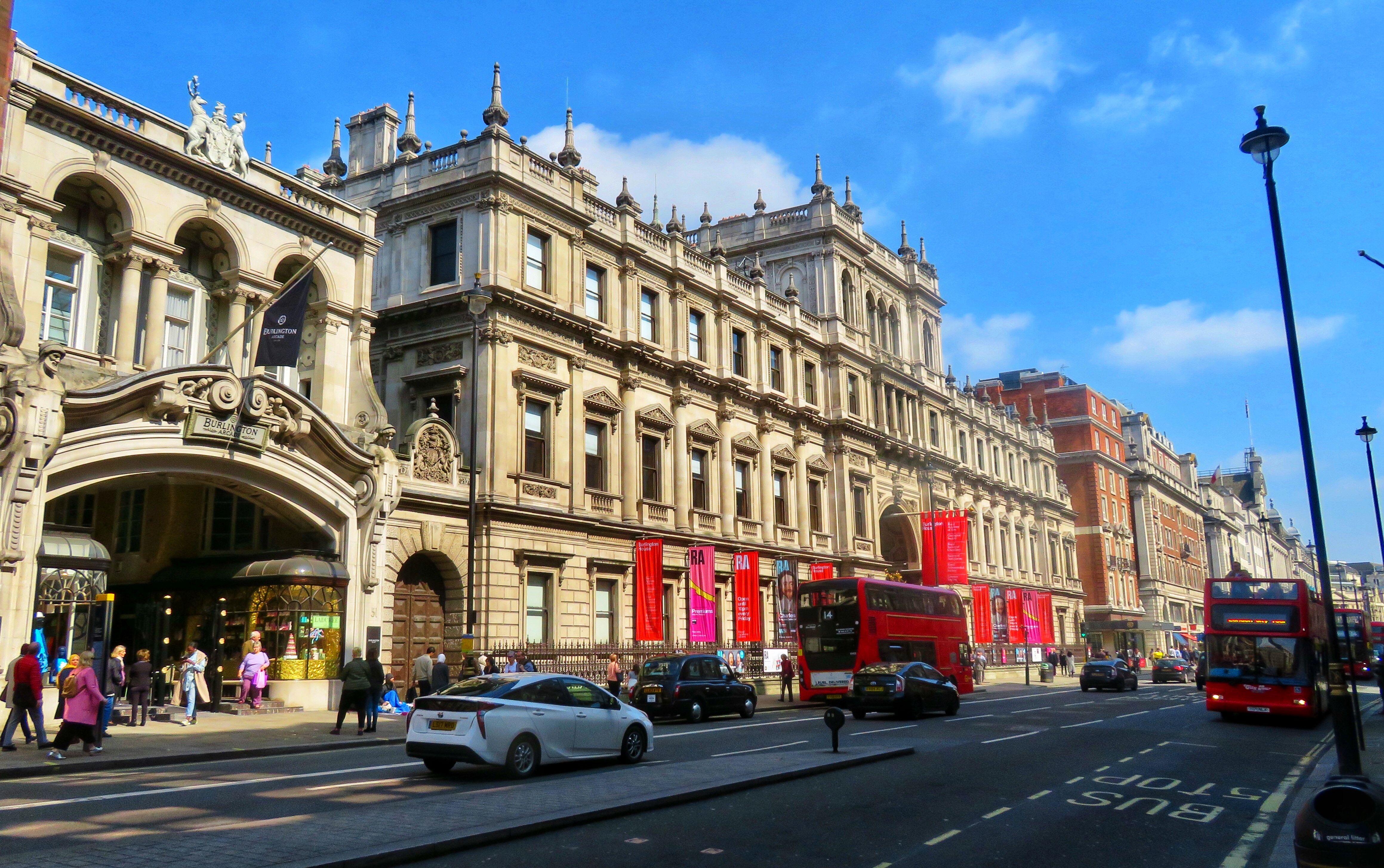 Burlington House Burlington House Burlington Arcade Visit London