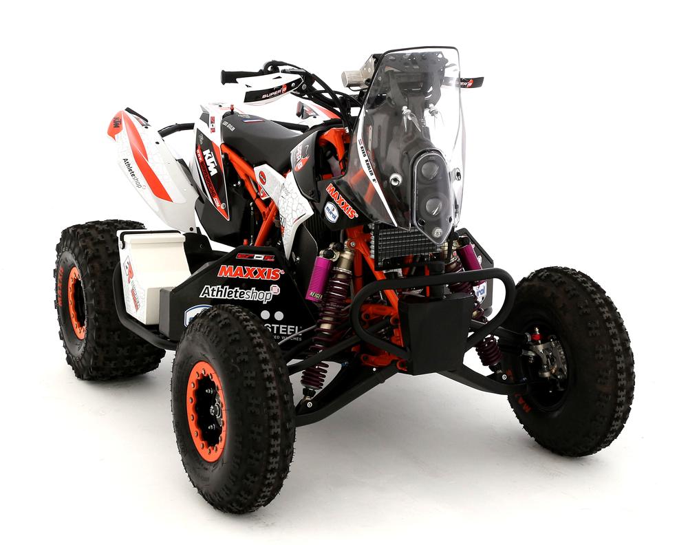 Barren Racing - Dakar Rally | TOY ACCESORIES | Quad bike