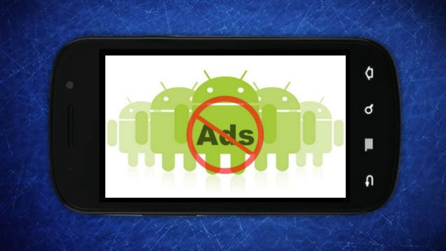 How to remove ads in your android phone without root. Step