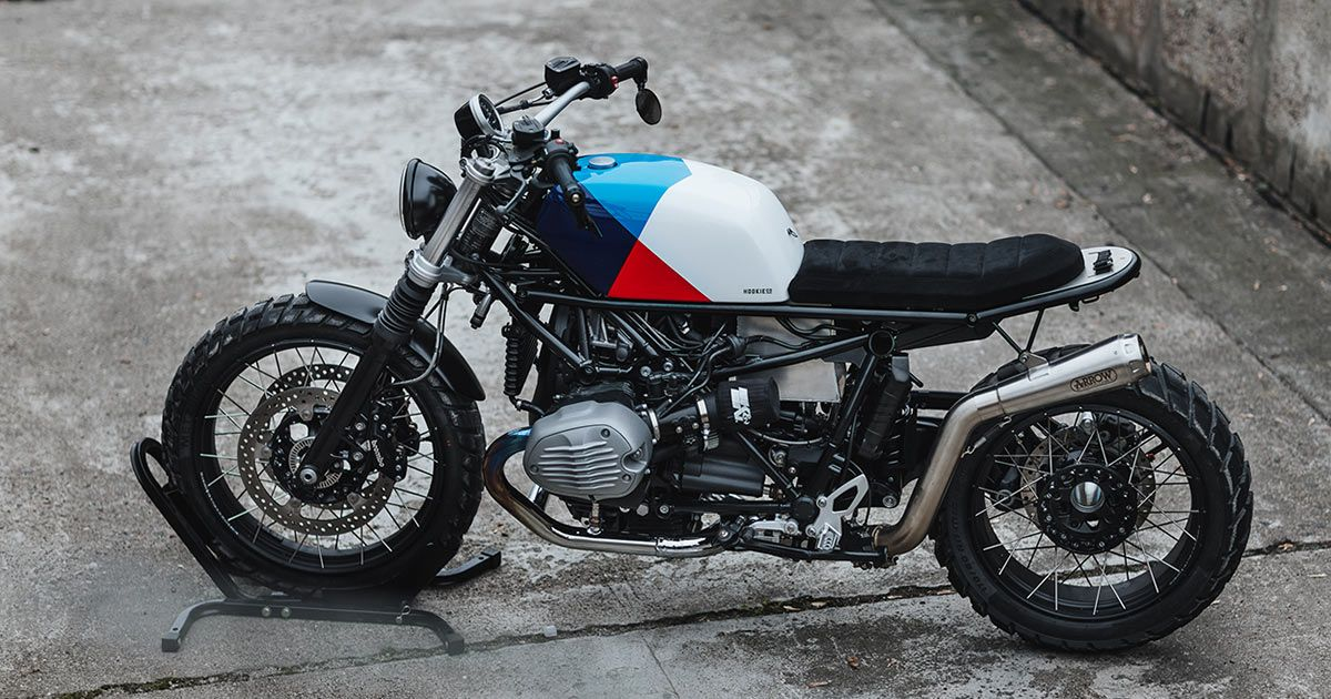 Plug And Play A Scrambler Kit For The Bmw R Nine T Dengan Gambar