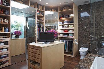 Closet Bathroom Combo Master Bath Closet Combo Bathroom