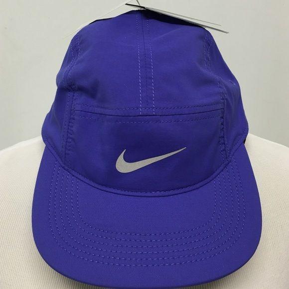 Nike - women purple Dri-Fit running cap Nike Dri-Fit women's running cap