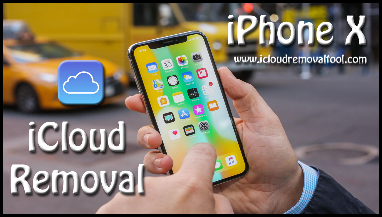 iCloud Removal Service for iPhone X. Iphone, T mobile