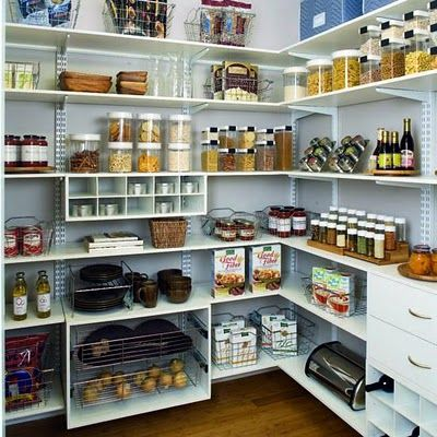 Pantry Designs Ideas elegant white kitchen pantry Deluxe Pantry Shelving Ideas Louise 43055 Home Design Ideas
