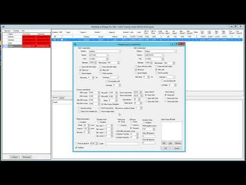 Crypto trading analysis software