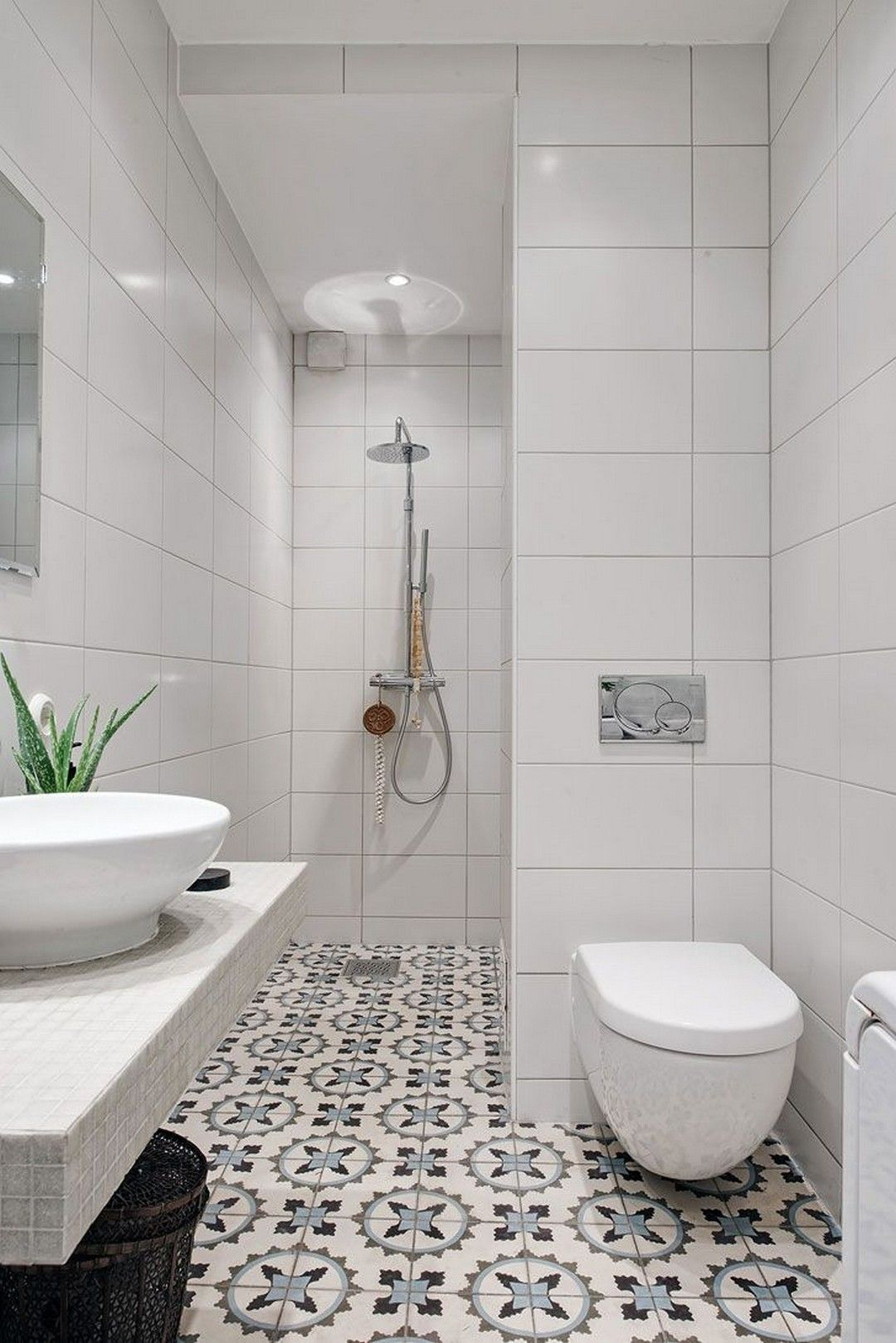 Little Bathrooms May Seem Similar To A Hard Design Task To Receive On Small Shower Room Small Bathroom Inspiration Master Bathroom Makeover