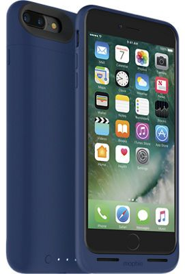 on sale 2328e de7ff mophie juice pack air for iPhone 7 Plus, Blue | Products | Iphone ...