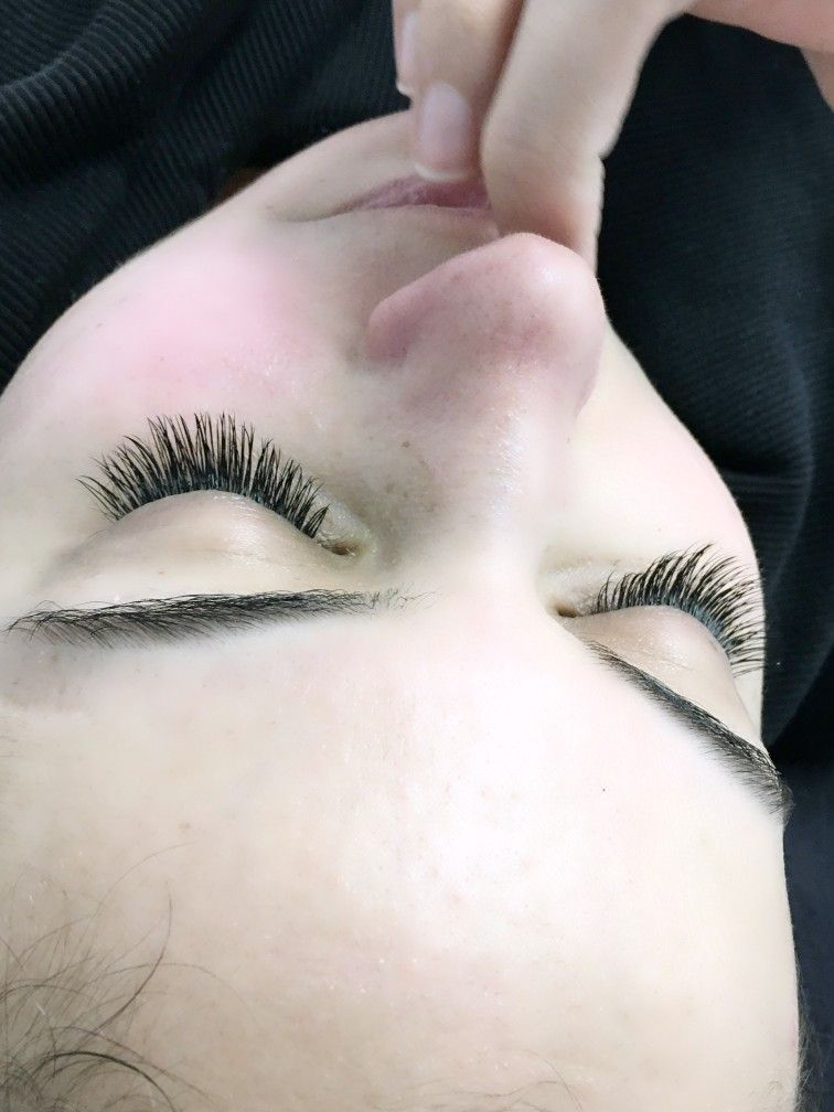 Eyelashes Extension Chicago At Our Skokieil Location By Bambi 224