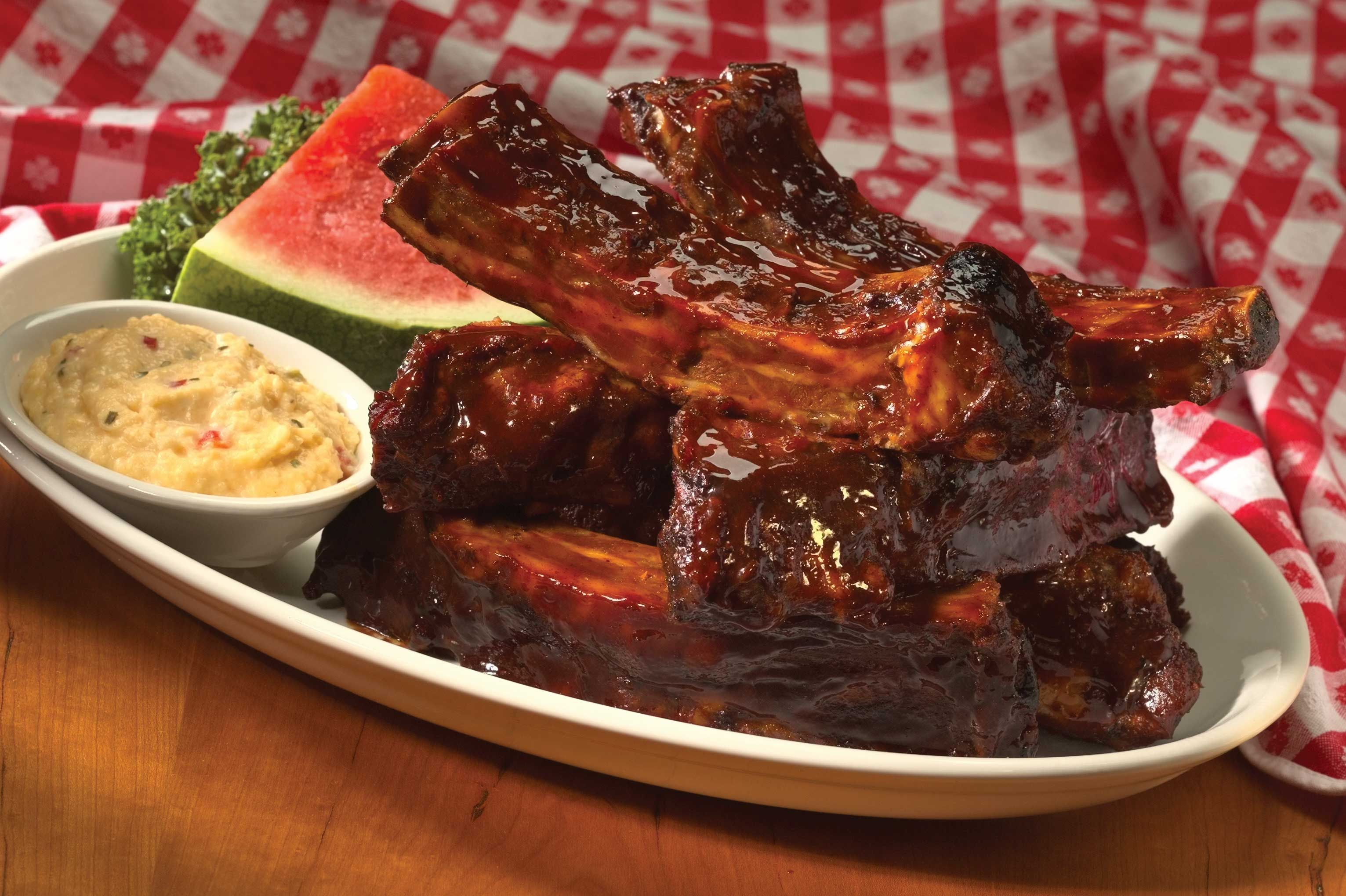 Lucille S Smokehouse Bbq California Our Finger Lickin Beef Ribs Bbq Beef Rib Recipes Bbq Recipes Ribs Bbq Beef Ribs