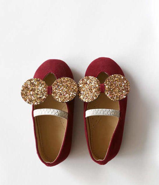 Neko Micky Ribbon Shoes (2C)
