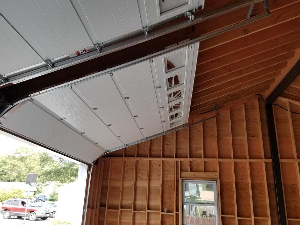 Garage Ideas Vertical Lift Doorrs Amazing Image