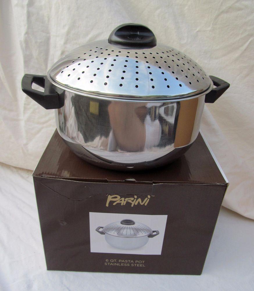 Parini Stainless Steel Kitchen Set