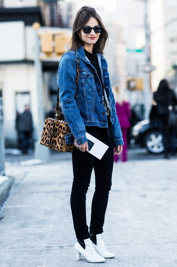 Easy Outfit Ideas For When You Hate Everything You Own Denim Days