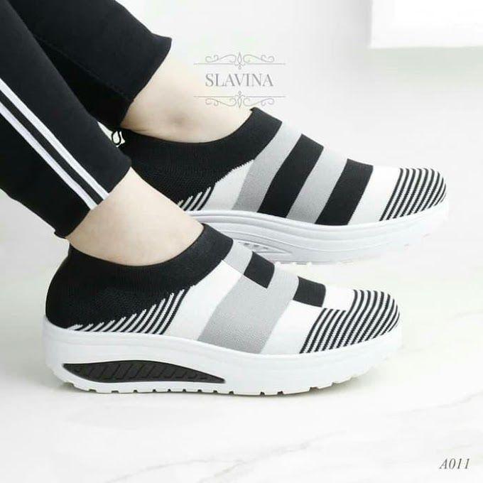 Tazmahalmart Dompet Wanita Sepatu Flat Shoes