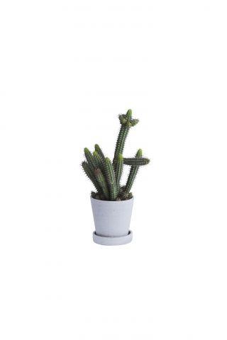 Flowerpot with saucer - Decoration - HAYSHOP.NO