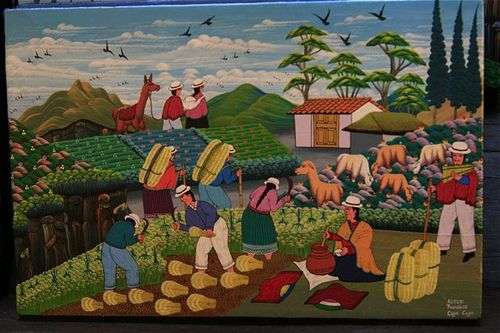 The arts painting has been important in ecuador since the the arts painting has been important in ecuador since the colonial era one artistic sciox Images