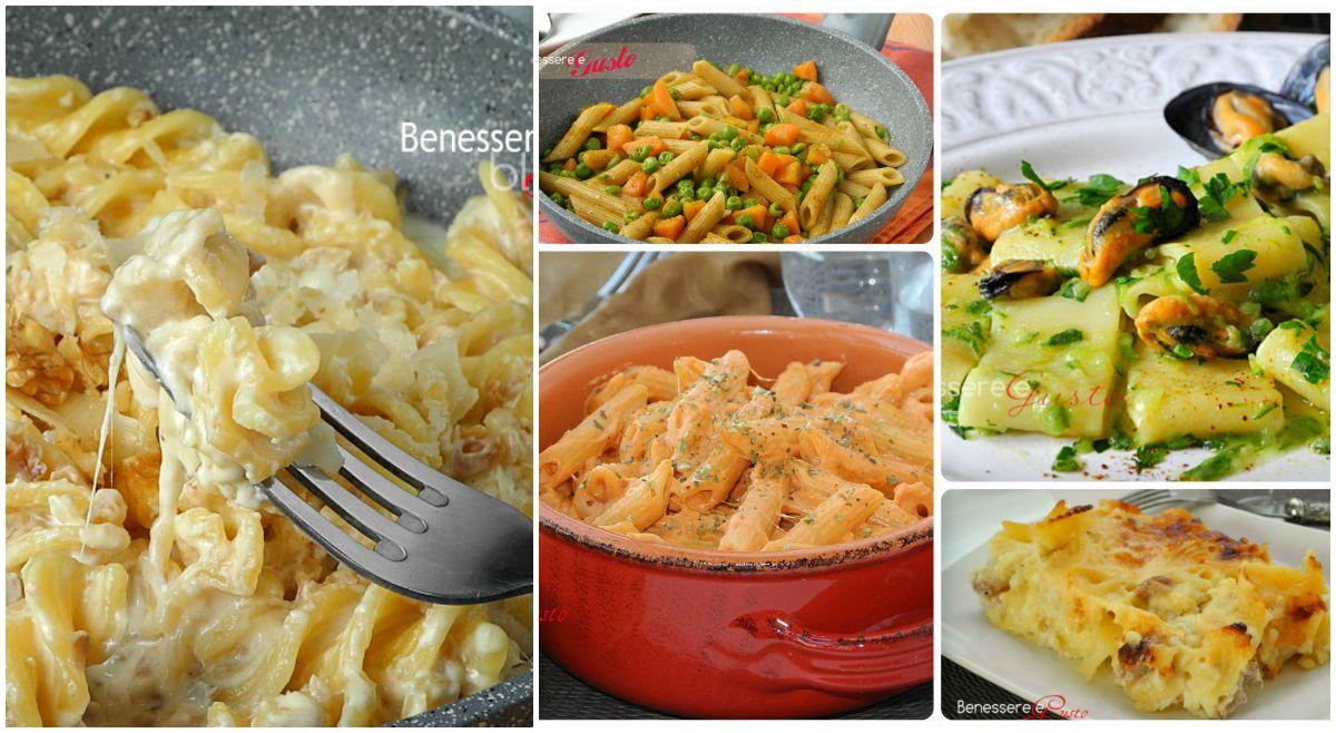 30 ricette primi piatti facili e veloci primi piatti in - Ricette che possono cucinare i bambini ...