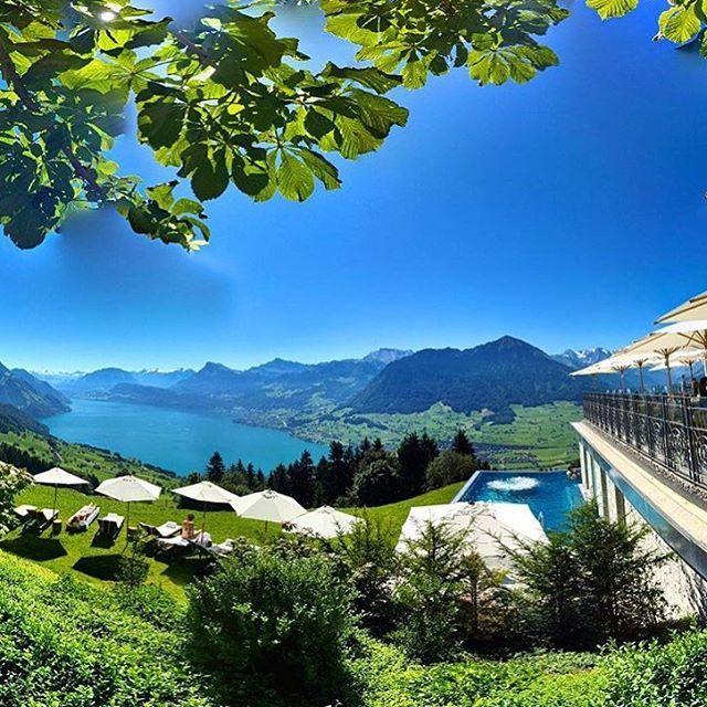 Amazing Places To Stay Switzerland: Hotel Villa Honegg (Switzerland)