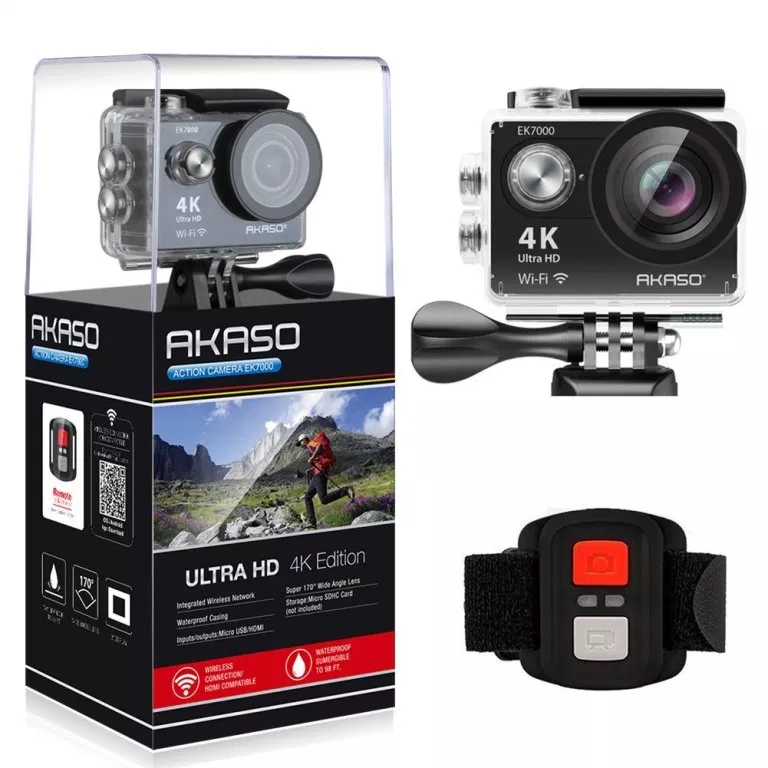Top 5 Best 4k Camera In 2020 Review Action Camera Sports Action