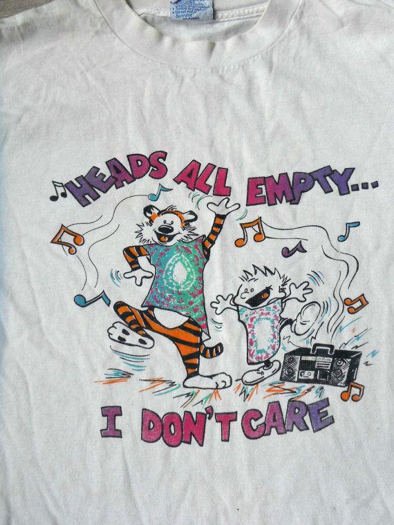83027103346 Grateful Dead T Shirt ... Lot Tee ... Calvin   Hobbes ...