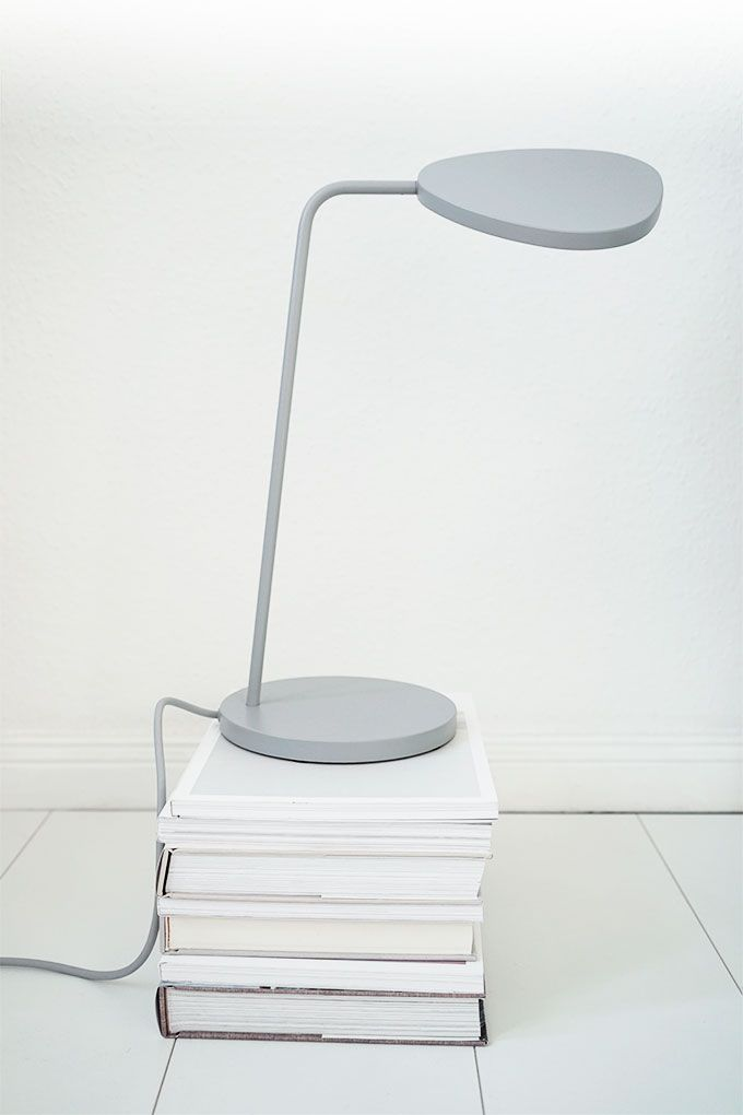 Muuto leaf table lamp photo by ilenia martini ilemartini