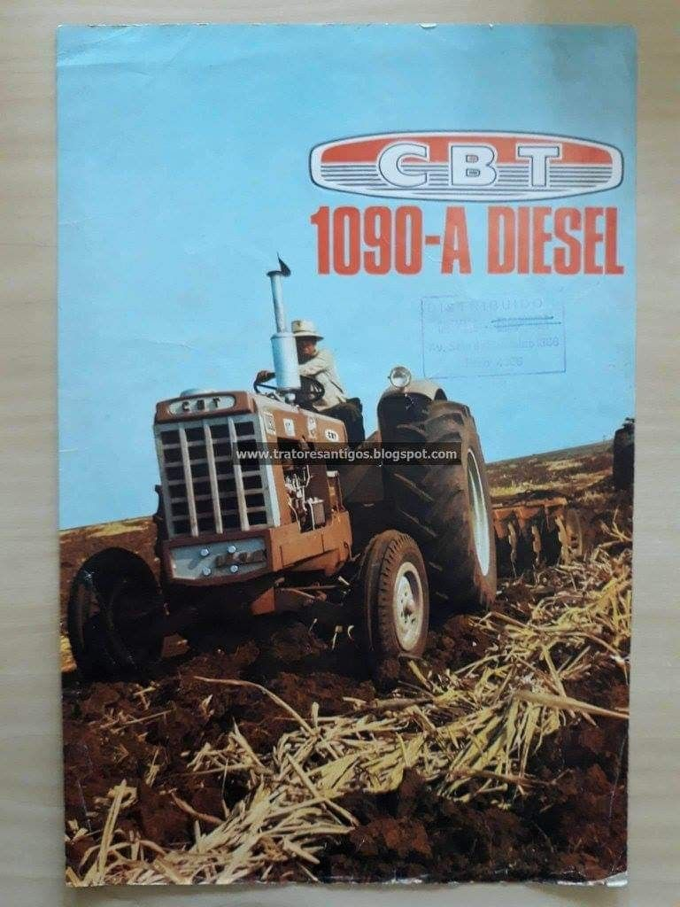Pin By Charles Kulas On Tratores Brasileiros Monster Trucks Tractors Diesel