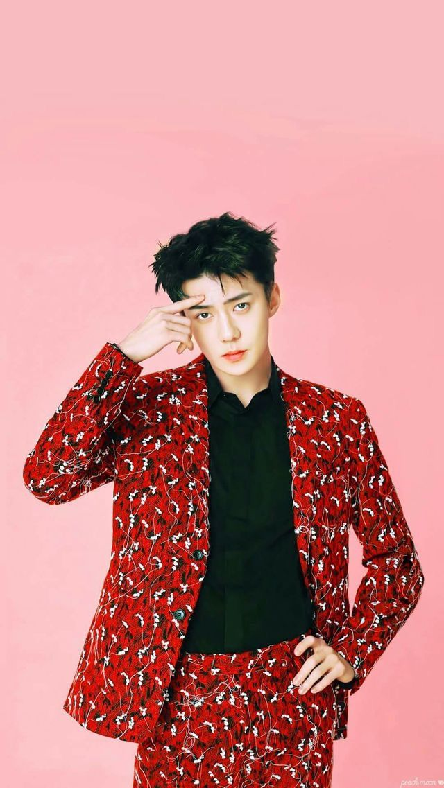 Pin di EXO l Wallpaper IPhone