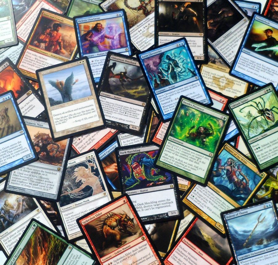 Magic the Gathering Card Lot of 100 Instant Collection Bulk Bundle MTG