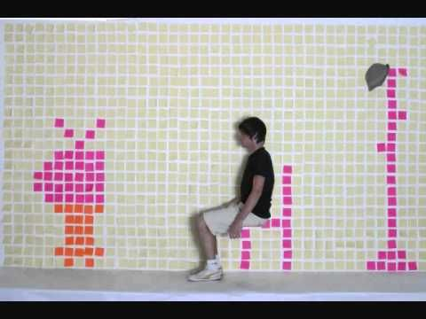Stop motion in post it week of the animation 2010 | Movie making ...