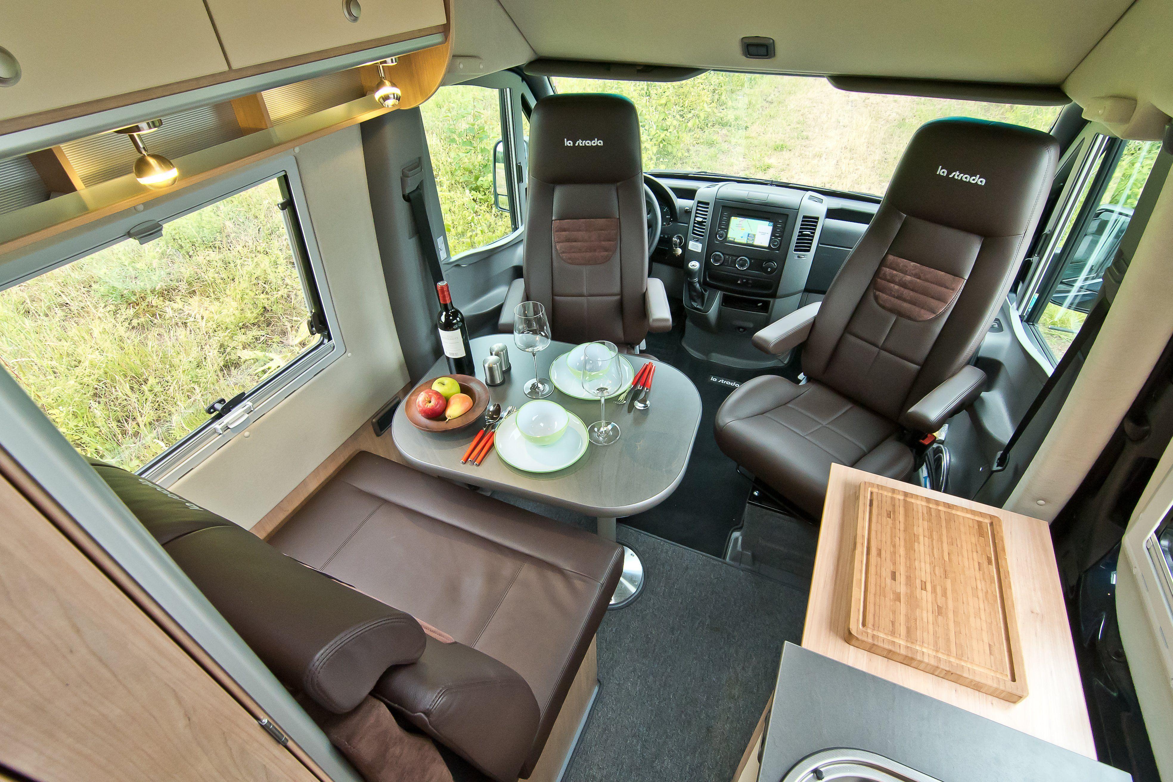 2015 La Strada Regent S 4x4 Fiat Motorhome Camper Van