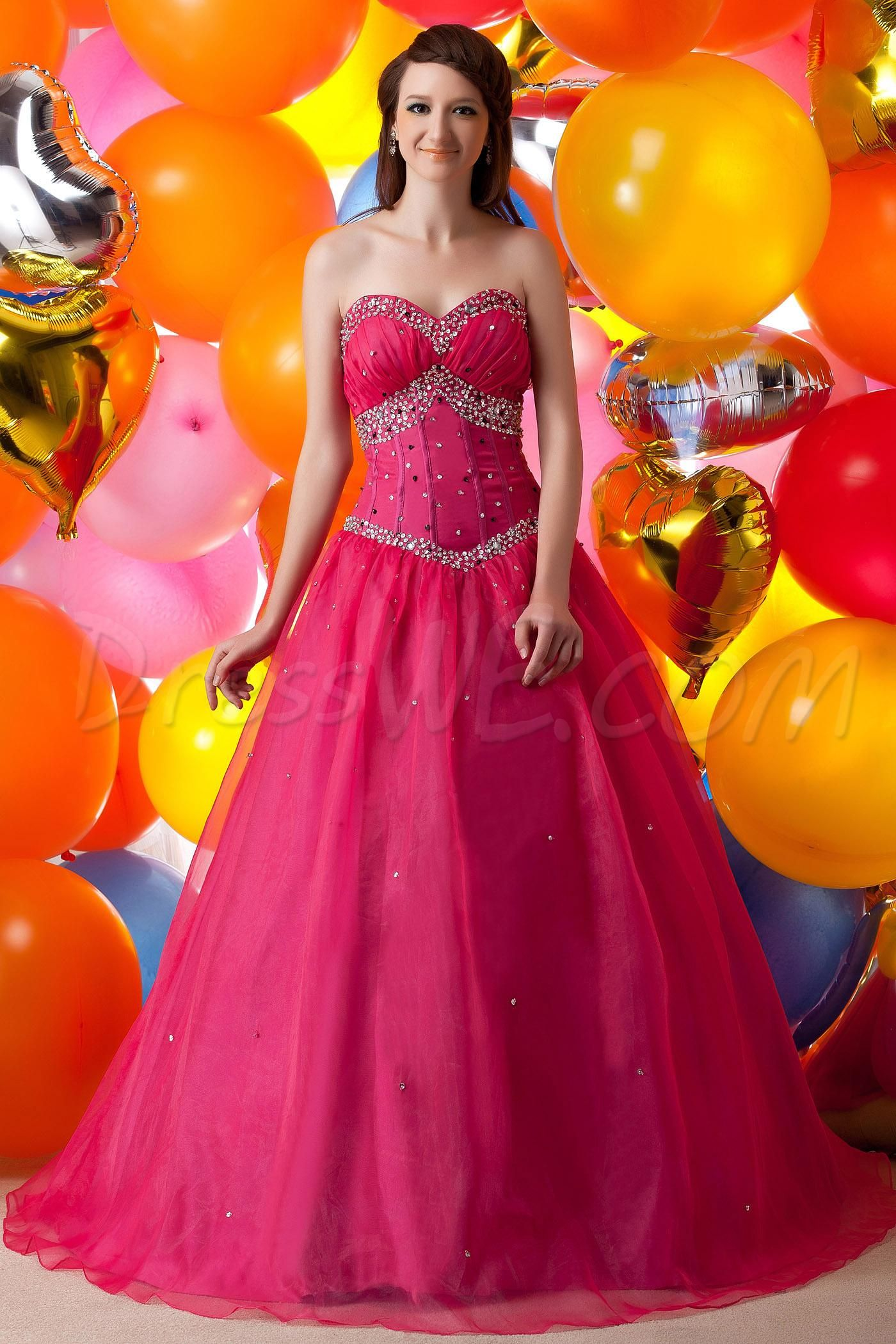Baloons Empire Gowns