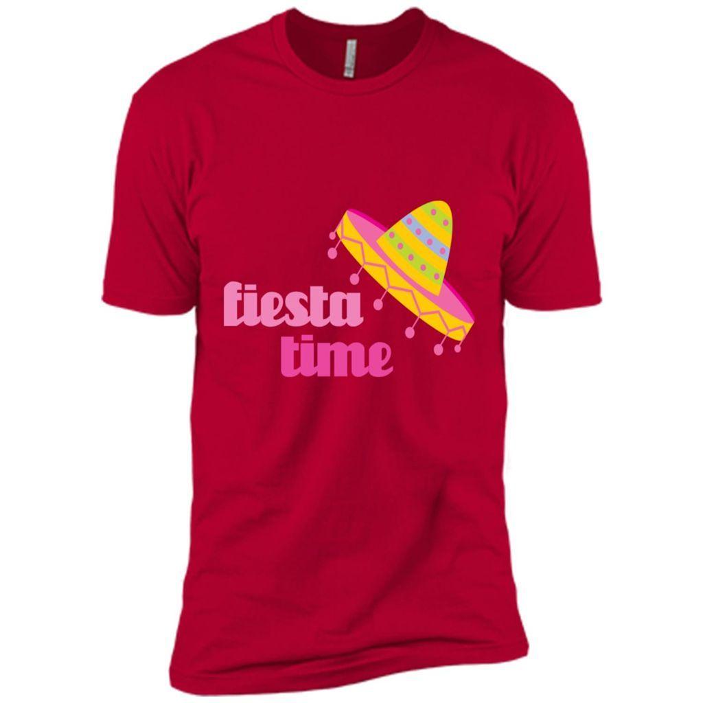 Cinco De Mayo Fiesta Time Women's T-Shirts