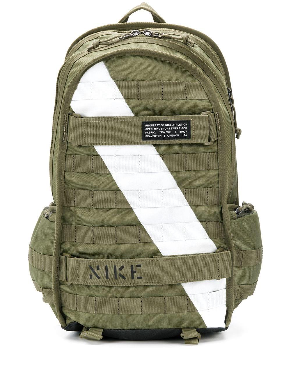 Además cable compañera de clases  Nike Mochila RPM - Farfetch | Mochilas nike, Mochilas militares, Mochila  para mujer
