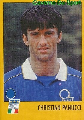 Roberto Di Matteo Italia Azzurri con IP 1998 Sticker