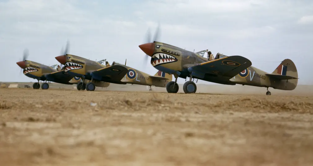 The second world war in colour pictures in 2020 World