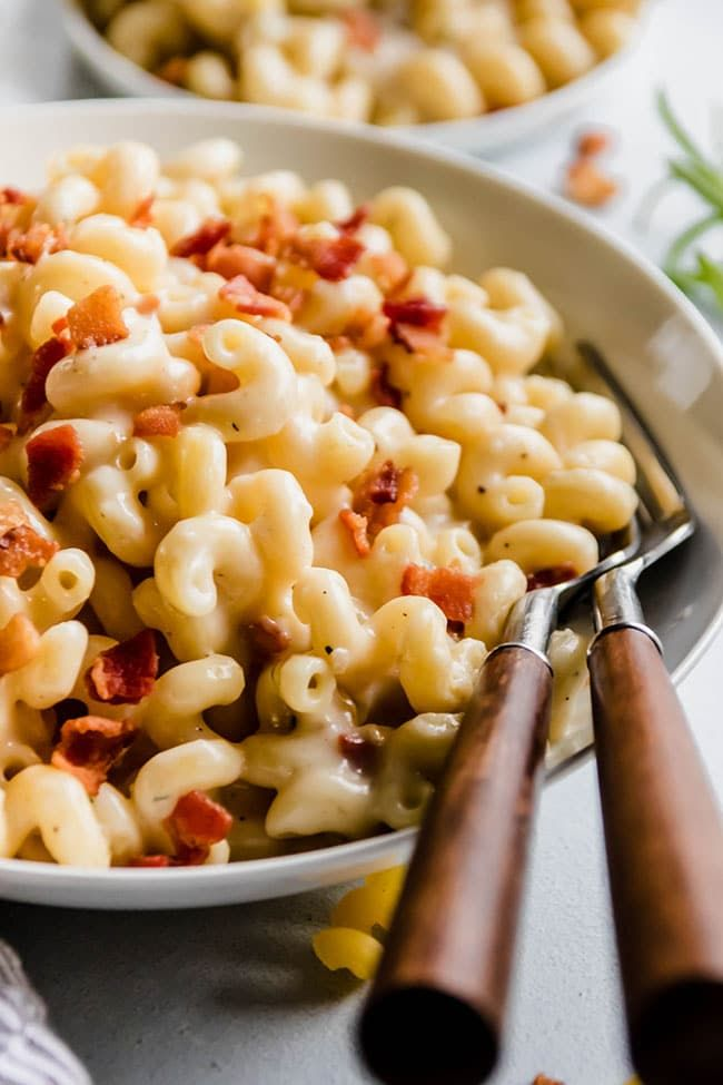 Bacon Mac And Cheese Recipe Bacon Mac Cheese Mac Cheese