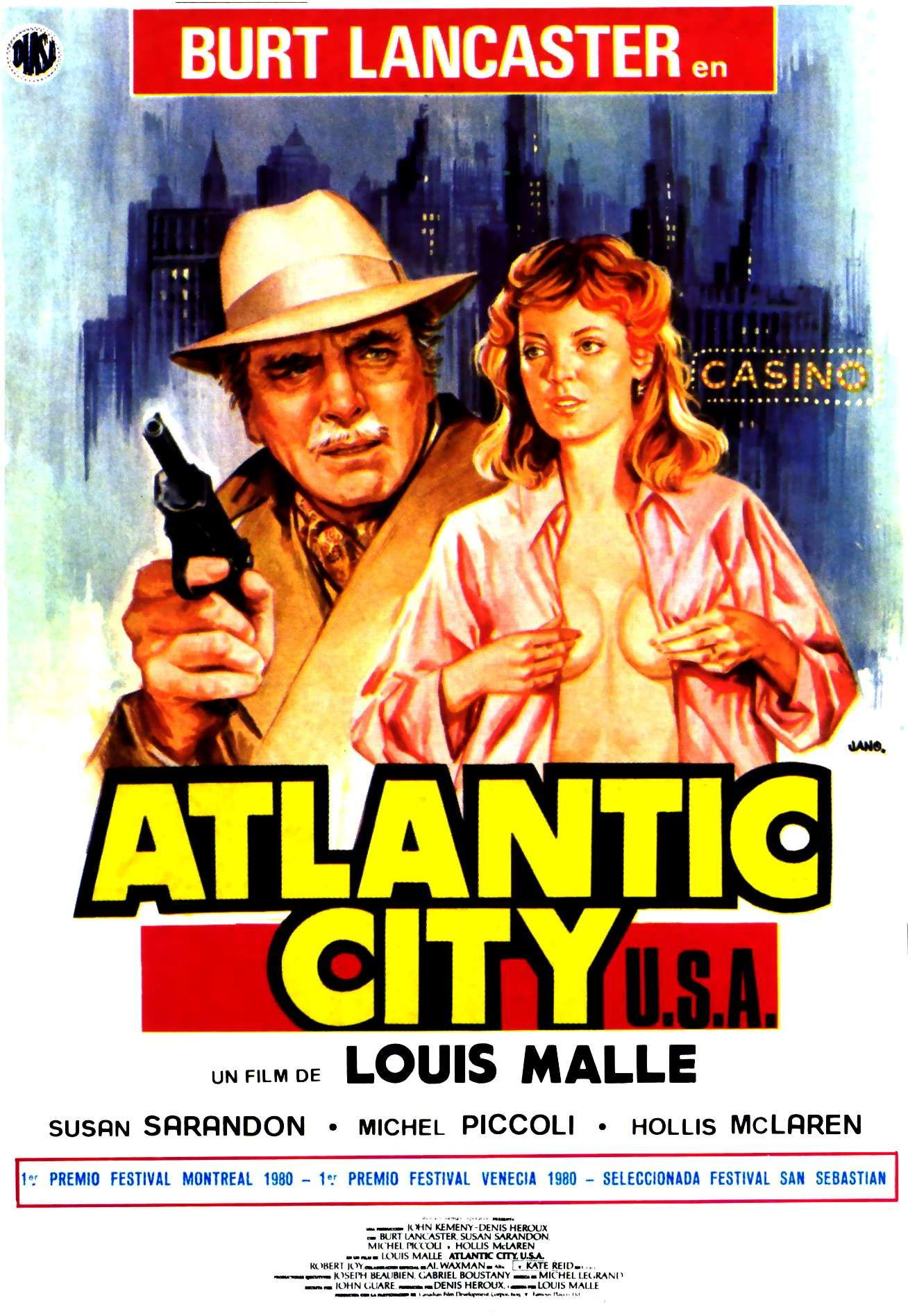atlantic city 1981 d louis malle to hear the show tune