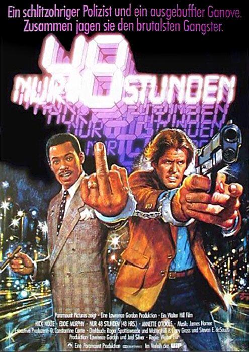 Poster zum Film: Nur 48 Stunden