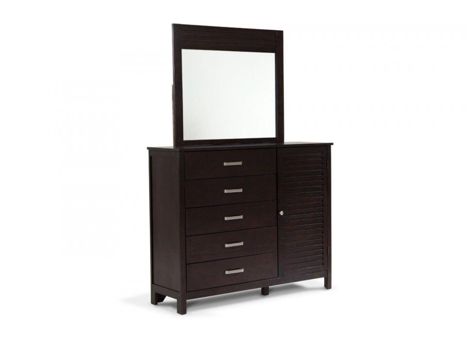 dalton dresser u0026 mirror dressers u0026 chests bedroom bobu0027s discount furniture