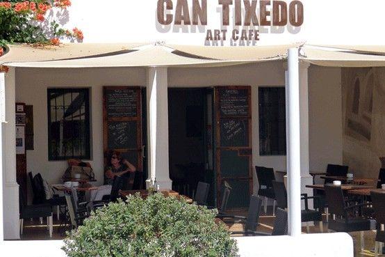 Can Tixedo Art Café - Crta. San Rafael a Santa Inés Km 5. San Antonio, Ibiza. Spain.