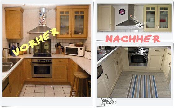Alte Küche, Neuer Look ! Petra