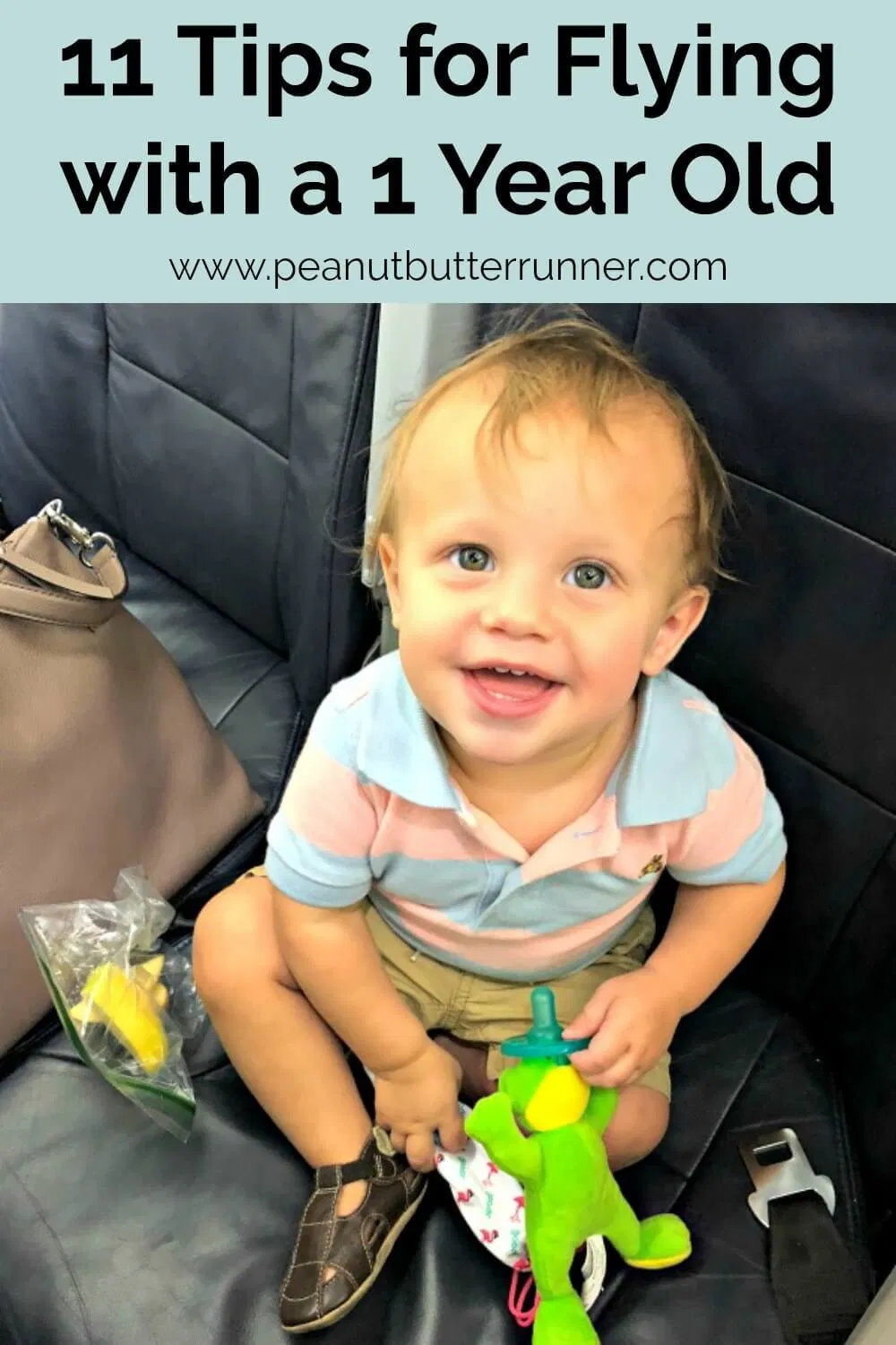 11 Tips for Flying with a One Year Old in 2020 (With ...