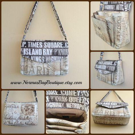 Sew Sweetness Appaloosa Bag by Norma