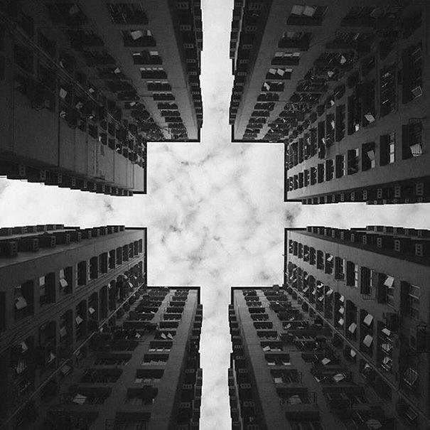 Fotos arquitectura instagram monstruos simetricos 1 symmetry photographyurban
