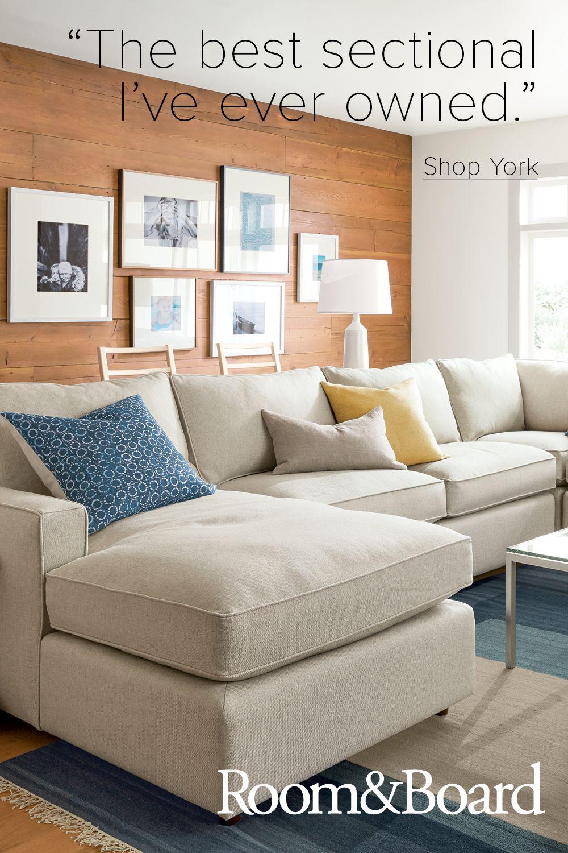 York Sectionals Modern Sectionals Modern Living Room Furniture Room Board In 2020 Modern Furniture Living Room Small Living Rooms Living Room Designs #small #living #room #big #sectional